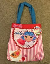 Lalaloopsy Rosy Bumps and Bruises Tote Bag - NEW! Rare/Hard to find item!
