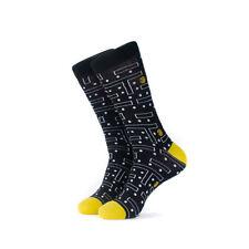 Men's Retro Gamer Pacman 80s Arcade Ankle Socks Gift 1 Pair