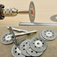 Circular Saw Disc Set Accessory Mini Drill Rotary Tool Wood Cutting Blade Set