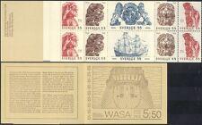 """Suecia 1969 """"Wasa""""/barcos/Náutica/Azul Marino/transporte/Leones/Talla 10v Gamma (b6820d)"""