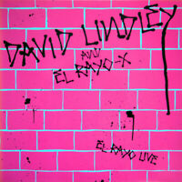 David Lindley And El Rayo-X - El Rayo Live (Vinyl LP - 1983 - DE - Original)