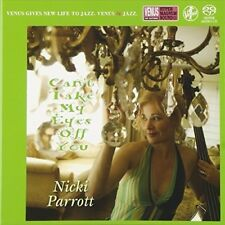 Can't Take My Eyes Off You - Nicki Parrott (2016, SACD NIEUW)
