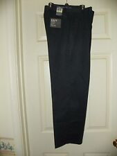 New Mens Navy Classic Fit Easy Khaki Dockers Casual Pants 30x30 w/Tags MSRP-$50