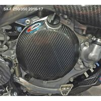 KTM SXF 250 350 2016 - 2019  PRO CARBON RACING CLUTCH COVER