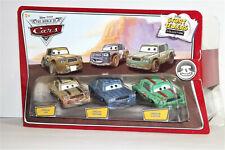 DISNEY PIXAR CARS STORY TELLERS COUSINS COUSIN JUD BUFORD CLETUS 3 Pack Nuevo