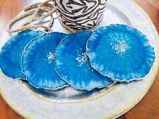 New listing resin coaster set of 4