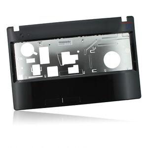 Gehäuse Oberseite Upper Cover Original Lenovo G580 2689 Palmrest mit Touchpad