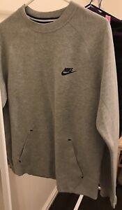 Nike Sweatshirt -Grey Size M