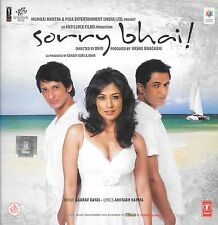 SORRY BHAI - NEW BOLLYWOOD SOUNDTRACK CD - FREE UK POST