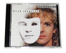 CD: Peter Frampton - Premonition (1986, Atlantic) 7 81290-2 Japan Import Lying