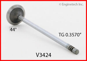 Enginetech Intake Valve V3424