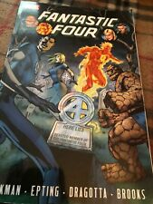 FANTASTIC FOUR BY JONATHAN HICKMAN VOL 04 - SOFTCOVER
