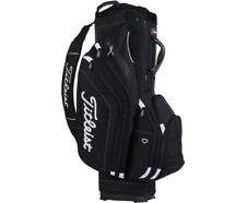 Titleist 2017 Lightweight Cart Golf Bag - Black - Model: TB6CT5-00 *NEW*