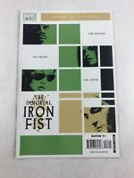 The Immortal Iron Fist #16 August 2008 Comic Book Marvel Comics