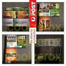 Lost : Season 1 + 2 + 3 Complete - Aus Release