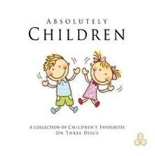 Absolutely Children Rhymes N Rhythm Audio CD