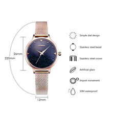Women Watch Gold Luxury Fashion Creative Ladies Quartz Ultra Thin Bracelet Watch