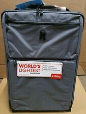 IT Luggage élan METALIK 8 roues rigide étendre 56 cm S Gris Anthracite Noir TSA