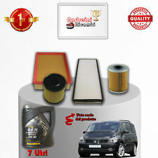 Kit Inspección Filtros Y Aceite Renault Espace IV 2.0DCI 127KW 175CV De 2006- >