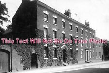 SH 175 - Large Georgian House, Whitchurch, Shropshire c1909 - 6x4 Photo