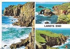 Cornwall Postcard - Views of Land's End     LC6016