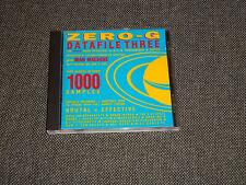 ZERO-G Datafile Three (3) - Sampling CD 1992 Ed Stratton Dance Producer DJTechno