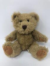 "First & Main Small 7"" Tan Teddy Bear #11126 Plush Stuffed Animal Collectible"