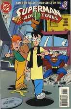 SUPERMAN ADVENTURES #17 NEAR MINT 1998 DC COMICS