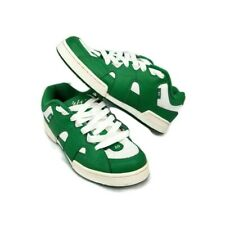 Vintage 90s ES Eric Koston One 1 Mens 10.5 Skateboarding Sneakers Green White