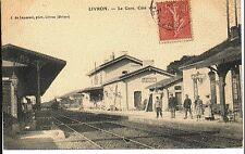 (S-44256) FRANCE - 26 - LIVRON SUR DROME CPA      DE LAPASSAL J.  ed.