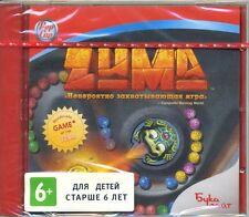 Zuma (ДЕТСКИЙ / СЕМЕЙНЫЙ) | PC CD RUSSIAN