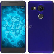 Slim Matte Hard Plastic Case Cover Skin Shell For Google Pixel Nexus Phones