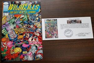 WildC.A.T.s (1992) #1-26 EACH SIGNED!! Lee Claremont Liefeld Larsen Raney +more