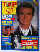 TOP 50 n°94;  Sardou/ Interview Bee Gees/ Muriel Dacq/ Duforest Dominique/ Lahay