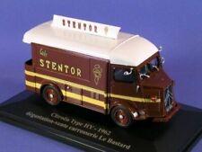 Camions miniatures Eligor Citroën