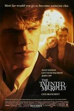 "The Talented Mr Ripley Double Sided Original Movie Poster 27""x 40"""