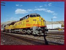 PHOTO  USA RAILWAY - UNION PACIFIC LOCO 9414 DASH 8-40C AT SALT LAKE CITY