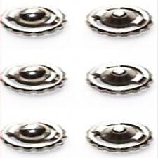 6 Metall Spitzen für Beyblade Serie Metal Fusion Ersatzspitzen 3x Rund 3x Spitz