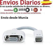 ★ Mini DVI to VGA Monitor Adapter Cable for Apple MacBook ★