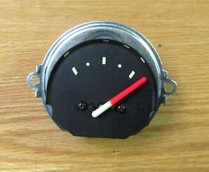 1957 CHEVY FUEL GAS GAUGE in DASH   NEW