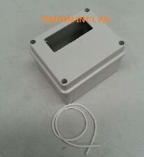 Weatherproof switch DIXELL BOX 11cm x 9cm x 7cm
