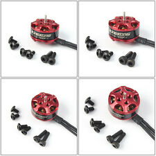 4pcs KINGKONG 1103 7800kv Mini Brushless Motor for RC Mini Multirotor Drone