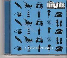 (GA782) The Brights, A Trivial Pursuit - 2011 DJ CD