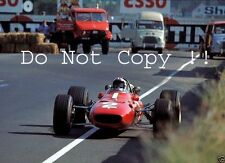 Chris Amon Ferrari 312/67 French Grand Prix 1967 Photograph