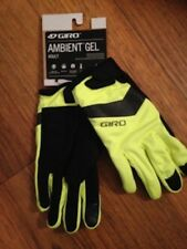 GIRO Adult Winter AMBIENT GEL CYCLING GLOVES SMALL NEW