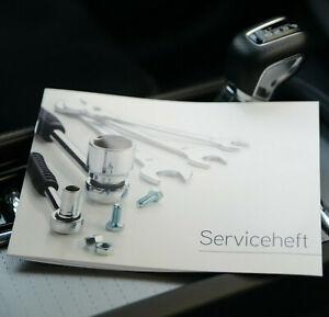 Serviceheft geeignet für Audi /Scheckheft / Wartungsheft / Inspektion Universal