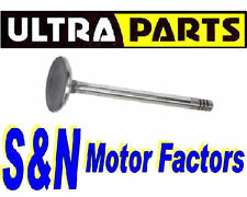 8 x Exhaust Valves fits Audi A3, A4, A6, All Road, Cabriolet, Roadster (UV33394)
