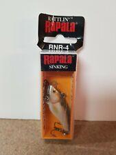 RAPALA RATTLIN RAP RNR-4 SINKING SHAD 3/16 OZ