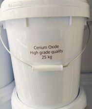 High quality Optical Grade Australian stock. Cerium Oxide powder 45 gr