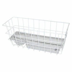 Walking Zimmer Frame Carry Basket Lightweight Storage Shopping